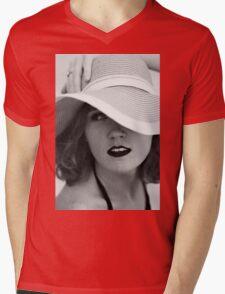 shaded looks Mens V-Neck T-Shirt