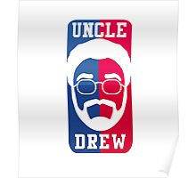 Uncle Drew NBA Poster