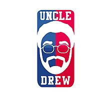 Uncle Drew NBA Photographic Print