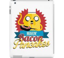 Makin Bacon Pancakes - Adventure Time Jake iPad Case/Skin