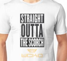 Straight Outta The Scorch Unisex T-Shirt