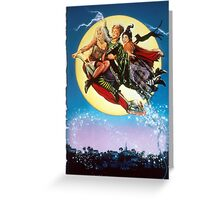 Hocus Focus Greeting Card