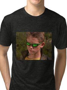 spykids bad boy Tri-blend T-Shirt