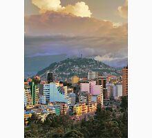 Ecuador. Quito. Sunset. Unisex T-Shirt