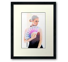 Fan Art Framed Print