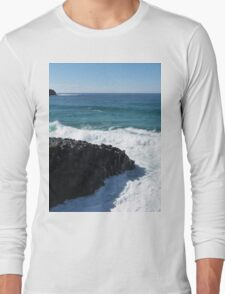 Giants Causway! Fingal Head, NSW North Coast & Hinterland. Long Sleeve T-Shirt