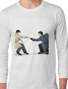 Angels Fear to Tread Long Sleeve T-Shirt