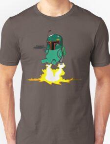 Bulba Fett (Star Wars and Pokemon Parody) T-Shirt
