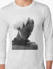 Branching Long Sleeve T-Shirt