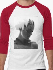 Branching Men's Baseball ¾ T-Shirt