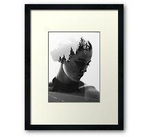 Branching Framed Print