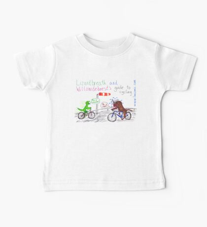 2016-05 - A guide to cycling Baby Tee