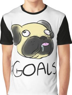 #GOALS Graphic T-Shirt