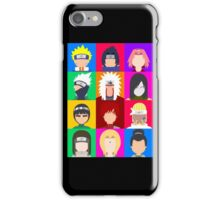 Animecons iPhone Case/Skin