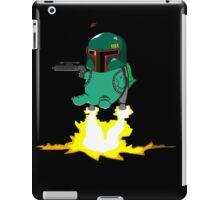 Bulba Fett (Star Wars and Pokemon Parody) iPad Case/Skin