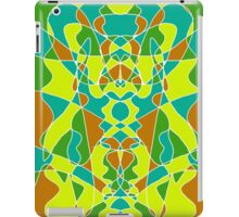 Warped Symmetry iPad Case/Skin