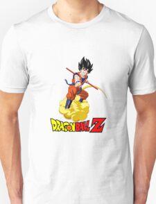Dragon Ball Z - Son Goku with Kinton Cloud Unisex T-Shirt