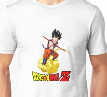 Dragon Ball Z - Son Goku with Kinton Cloud Unisex T-Shirt