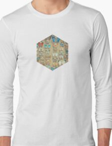 The Butterfly Collection II Long Sleeve T-Shirt