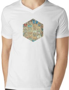 The Butterfly Collection II Mens V-Neck T-Shirt