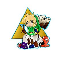 Bundle of Link Photographic Print
