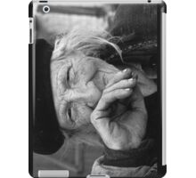 Portraits : BEST Marie beloved at Natural ... version 6 N & B  collector  1977 6  (c)(t) by Olao-Olavia / Okaio Créations iPad Case/Skin