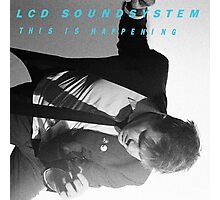 LCD Soundsystem - This Is Happening Photographic Print
