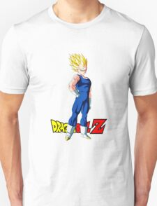 Dragon Ball Z - Super Saiyan Vegeta Unisex T-Shirt