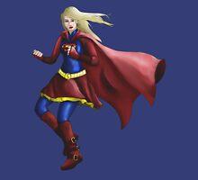Supergirl (With Clothing) Unisex T-Shirt
