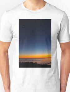 Sunset Glows Unisex T-Shirt