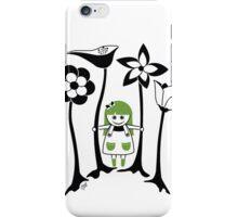 Peaceful Garden iPhone Case/Skin