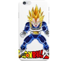 Dragon Ball Z - Super Saiyan Vegeta iPhone Case/Skin