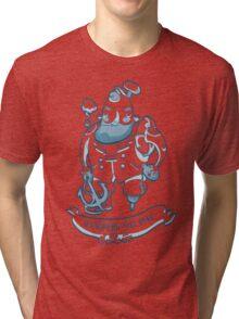 Swabian Captain Tri-blend T-Shirt