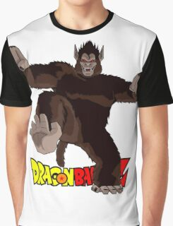Dragon Ball Z - Oozaru (Ape) Son Goku Graphic T-Shirt