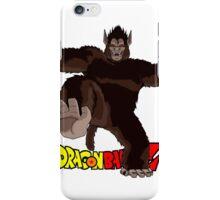 Dragon Ball Z - Oozaru (Ape) Son Goku iPhone Case/Skin