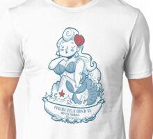 Swabian Mermaid Unisex T-Shirt