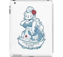 Swabian Mermaid iPad Case/Skin