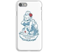 Swabian Mermaid iPhone Case/Skin