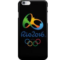 Rio 2016 iPhone Case/Skin