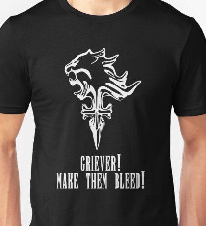 Final Fantasy - Griever Make Them Bleed Unisex T-Shirt