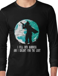 Final Fantasy - I Fell Into Darkness And I Couldn't Find The Light Long Sleeve T-Shirt
