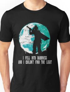 Final Fantasy - I Fell Into Darkness And I Couldn't Find The Light Unisex T-Shirt