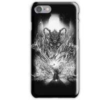 Final Fantasy - Ifrit Of Morgoth And Vivi The Grey iPhone Case/Skin