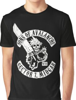 Final Fantasy - Sons Of Avalanche Graphic T-Shirt