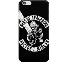 Final Fantasy - Sons Of Avalanche iPhone Case/Skin