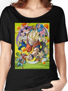 dbz  Women's Relaxed Fit T-Shirt