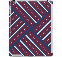 Fourth of July Americana Quilt iPad Case/Skin