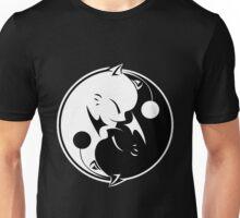 Final Fantasy - Yin Yang Mog Unisex T-Shirt