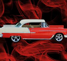 1955 CHEVROLET BEL AIR PICTURE/CARD by ╰⊰✿ℒᵒᶹᵉ Bonita✿⊱╮ Lalonde✿⊱╮
