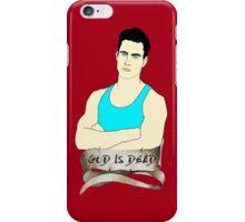 God is Dead, Bro iPhone Case/Skin